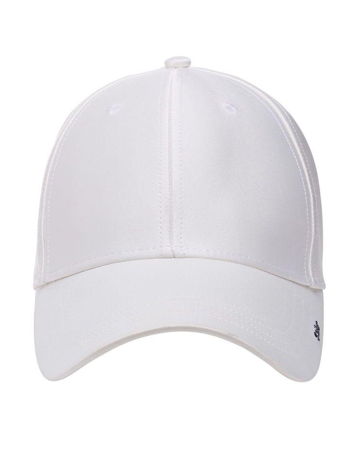 刺绣纯色棒球帽帽子