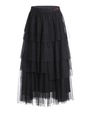 刺繡蛋糕裙紗裙