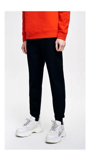 【一口价】时尚纯色修身束脚裤子