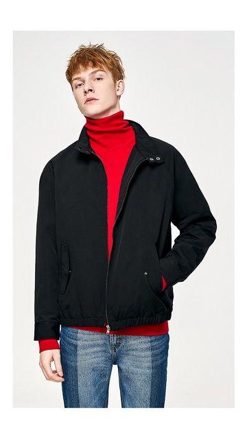 【一口价】字母立领开衫棉衣外套