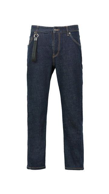【2件9折 3件8折】直筒裤棉质水洗牛仔裤