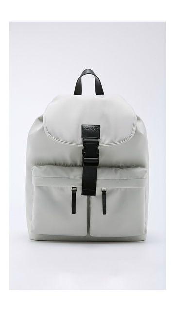 【小程序专享 一件7.2折】双肩包时尚防泼水背包
