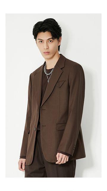【精选货品】男士西装羊毛西服外套