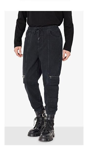 【精选货品】裤子机能工装裤牛仔裤