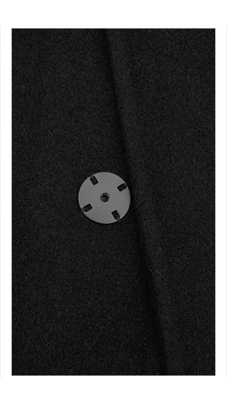 【精选货品】连帽外套羊毛呢子大衣