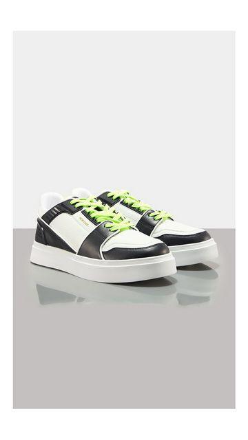 系带平底低帮鞋休闲鞋