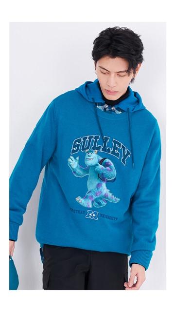 【精选货品】毛衣毛怪图案针织衫