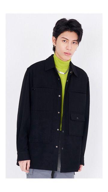 【精选货品】外套双面羊毛呢子大衣