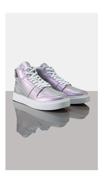 【精选货品】高帮鞋皮质拉链鞋子