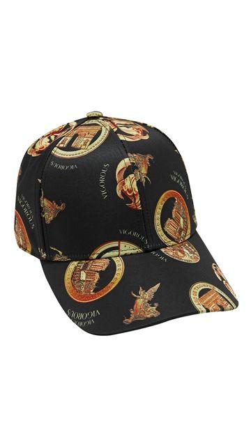 【精选货品】印花帽子鸭舌帽棒球帽