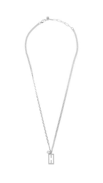 【精选货品】个性几何吊坠链条饰品