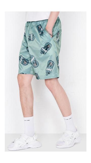 【精选货品】海洋环保系列短裤男士