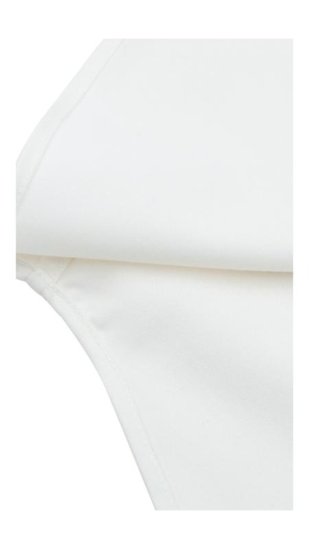 字母镂空刺绣休闲衬衫