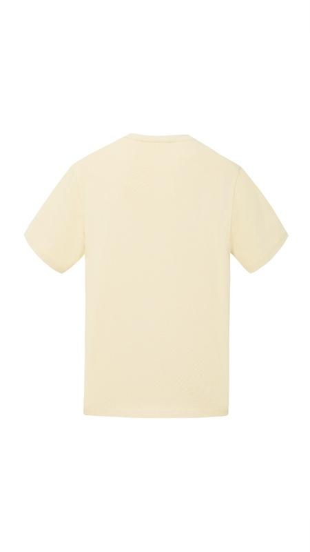 贴布刺绣兔子棉短袖T恤