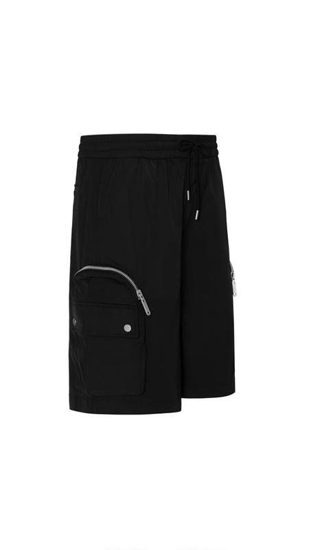 【精选货品】立体口袋机能休闲短裤